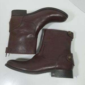 Frye Melissa Short Button Riding Boots